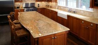 Maintain Than Marble. It Is Still Porous And Will Stain. There Are  Different Types Of Granite Depending On The Percentage Mix Of Quartz, Mica  And Feldspar.