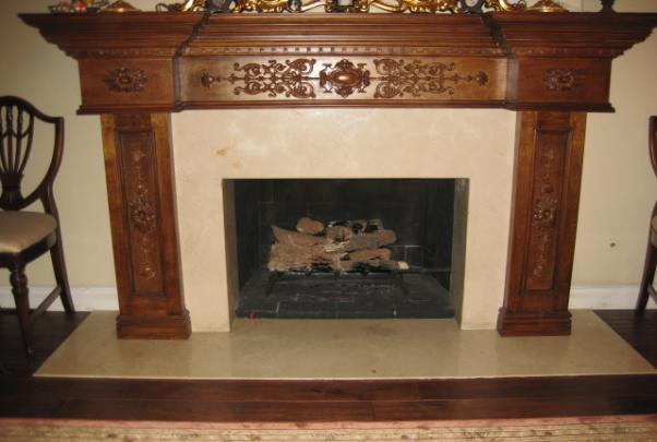 Fireplace In Orange County CA