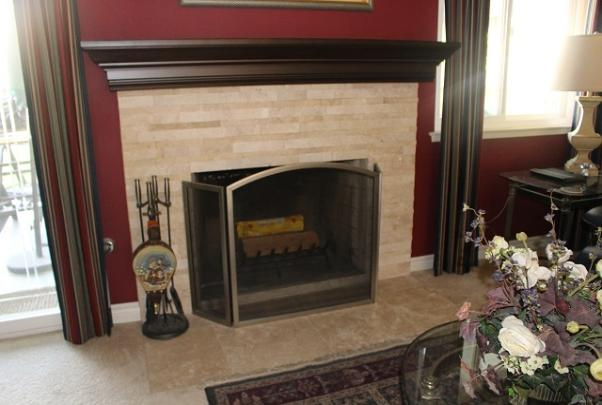 Fireplace In Orange County CA